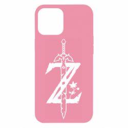 Чехол для iPhone 12 Pro Max The Legend of Zelda Logo