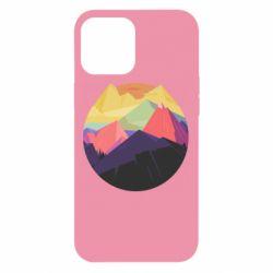Чехол для iPhone 12 Pro Max The mountains Art