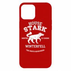 Чехол для iPhone 12 Pro Max The North Remembers - House Stark