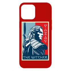Чехол для iPhone 12 Pro Max The witcher poster