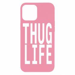 Чехол для iPhone 12 Pro Max thug life