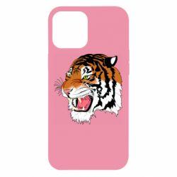 Чохол для iPhone 12 Pro Max Tiger roars