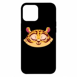 Чохол для iPhone 12 Pro Max Tiger with a smile