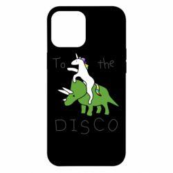 Чохол для iPhone 12 Pro Max To the disco