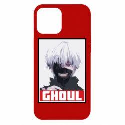 Чехол для iPhone 12 Pro Max Tokyo Ghoul portrait