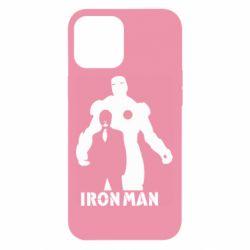 Чехол для iPhone 12 Pro Max Tony iron man