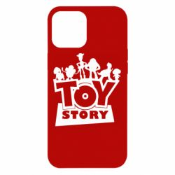 Чехол для iPhone 12 Pro Max Toy Story and heroes