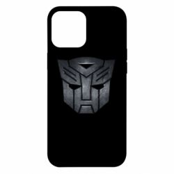 Чохол для iPhone 12 Pro Max Transformers Logo
