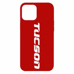 Чехол для iPhone 12 Pro Max Tucson