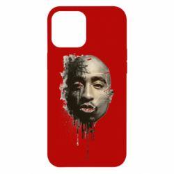 Чехол для iPhone 12 Pro Max Tupac Shakur