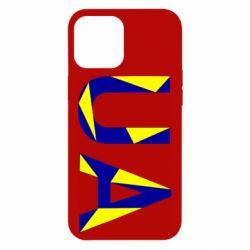 Чехол для iPhone 12 Pro Max UA Ukraine