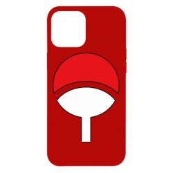 Чехол для iPhone 12 Pro Max Uchiha symbol
