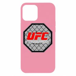 Чехол для iPhone 12 Pro Max UFC Cage