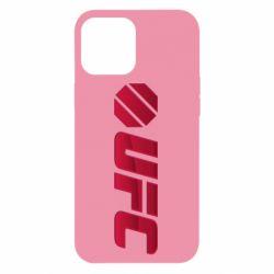 Чехол для iPhone 12 Pro Max UFC Main Logo