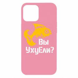 Чехол для iPhone 12 Pro Max УхуЕли?