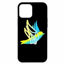 Чохол для iPhone 12 Pro Max Україна Ластівка