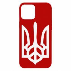 Чехол для iPhone 12 Pro Max Ukraine Peace