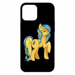 """Чохол для iPhone 12 Pro Max """"Українська конячка"""""""