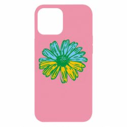Чехол для iPhone 12 Pro Max Українська квітка