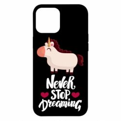 Чехол для iPhone 12 Pro Max Unicorn and dreams
