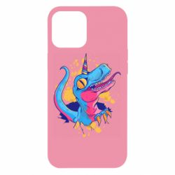 Чехол для iPhone 12 Pro Max Unicorn dinosaur