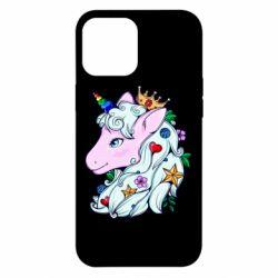 Чохол для iPhone 12 Pro Max Unicorn Princess