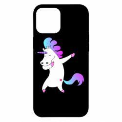 Чехол для iPhone 12 Pro Max Unicorn swag