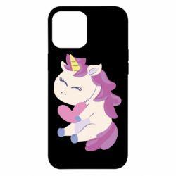 Чехол для iPhone 12 Pro Max Unicorn with love