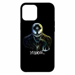 Чехол для iPhone 12 Pro Max Venom Bust Art