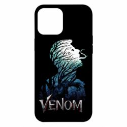 Чохол для iPhone 12 Pro Max Venom silhouette art