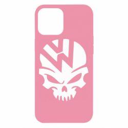 Чехол для iPhone 12 Pro Max Volkswagen Skull
