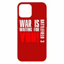 Чехол для iPhone 12 Pro Max War is waiting for you!