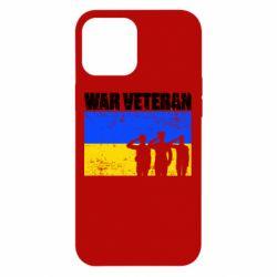 Чохол для iPhone 12 Pro Max War veteran