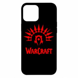 Чехол для iPhone 12 Pro Max WarCraft Logo