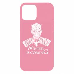 Чехол для iPhone 12 Pro Max Winter is coming hodak