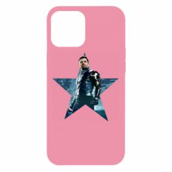 Чохол для iPhone 12 Pro Max Winter Soldier Star