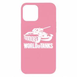 Чохол для iPhone 12 Pro Max World Of Tanks Game