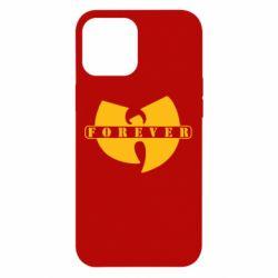 Чехол для iPhone 12 Pro Max Wu-Tang forever