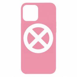 Чохол для iPhone 12 Pro Max X-man logo