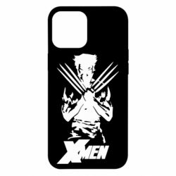 Чехол для iPhone 12 Pro Max X men: Logan
