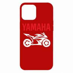 Чехол для iPhone 12 Pro Max Yamaha Bike