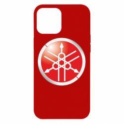 Чохол для iPhone 12 Pro Max Yamaha Logo 3D