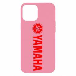 Чехол для iPhone 12 Pro Max Yamaha Logo
