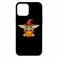 Чохол для iPhone 12 Pro Max Yoda conjures