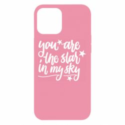 Чехол для iPhone 12 Pro Max You are the star in my sky
