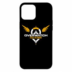 Чехол для iPhone 12 Pro Max Your Nickname in the game Overwatch