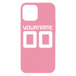 Чохол для iPhone 12 Pro Max Yourname Akashi