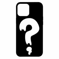 Чехол для iPhone 12 Pro Max Знак Вопроса