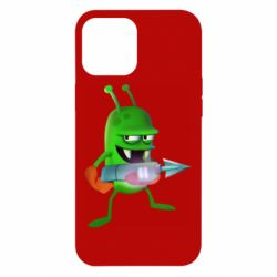 Чехол для iPhone 12 Pro Max Zombie catchers