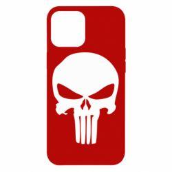 Чохол для iPhone 12 Pro Max Зубастий череп